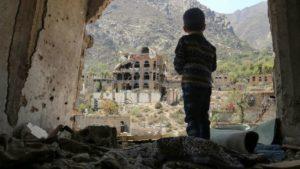 Yemeni child soldiers