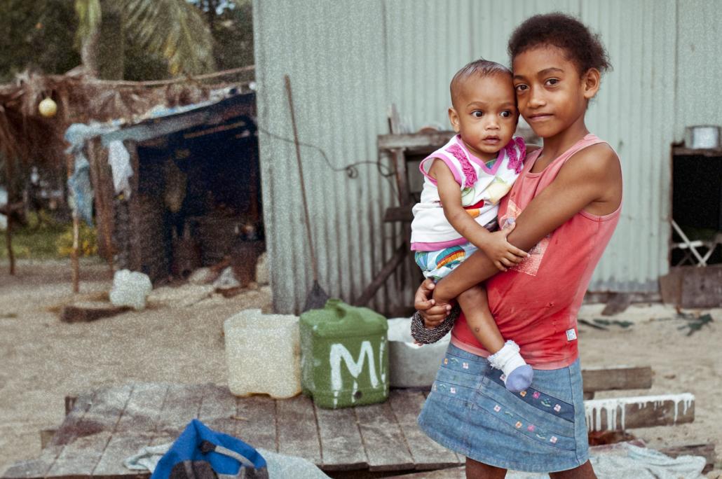 Human Trafficking in Fiji