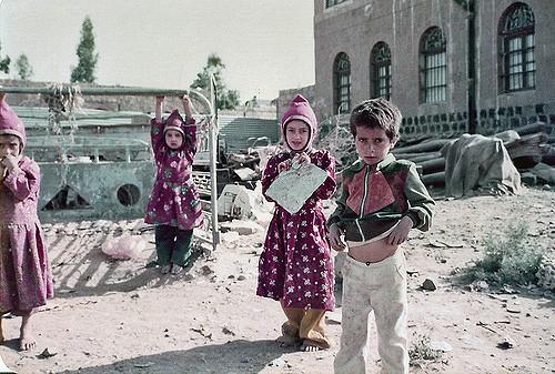 Yemen child soldiers