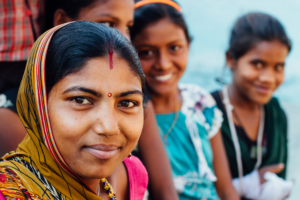 Positive Impact on Women's Health in India