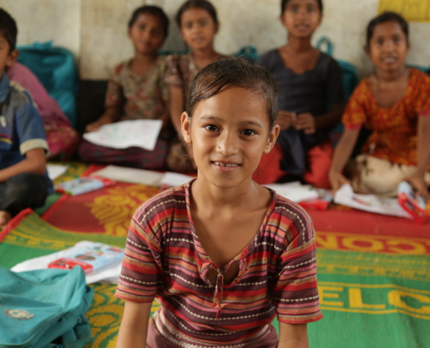 5 Facts About IDPs in Myanmar