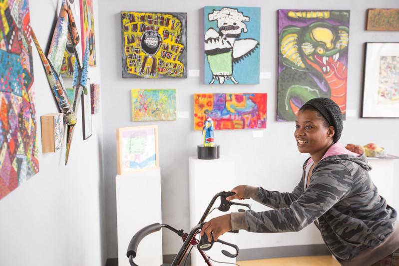Art Programs Alleviating Poverty