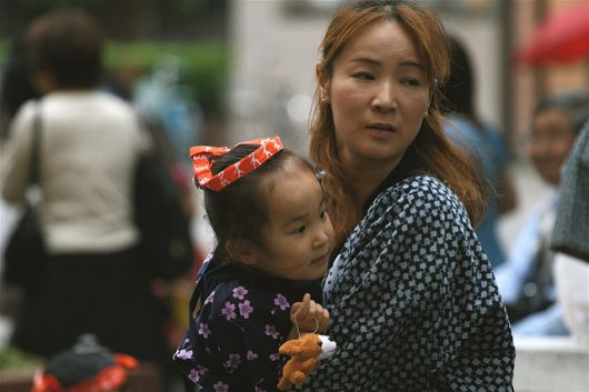 Single Mothers in Japan
