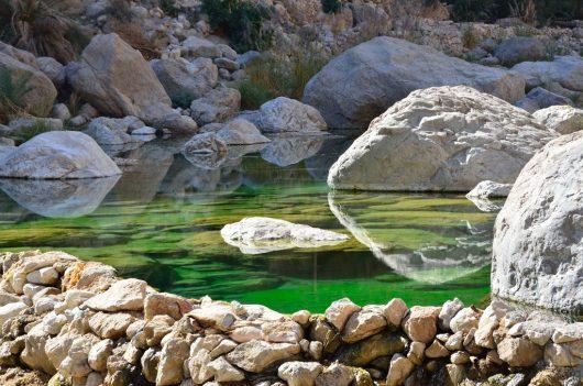 Water Oman