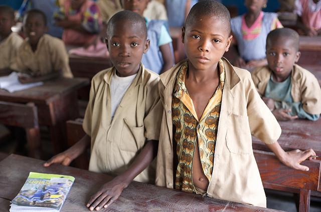 Child Malnutrition in Mali