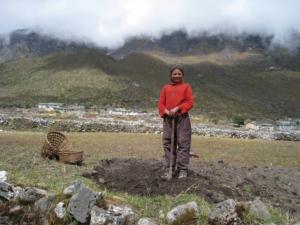 Nepal's rural communities
