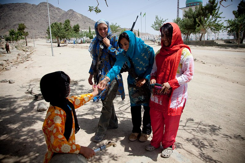 Why Afghanistan Needs More Foreign Aid, Not less