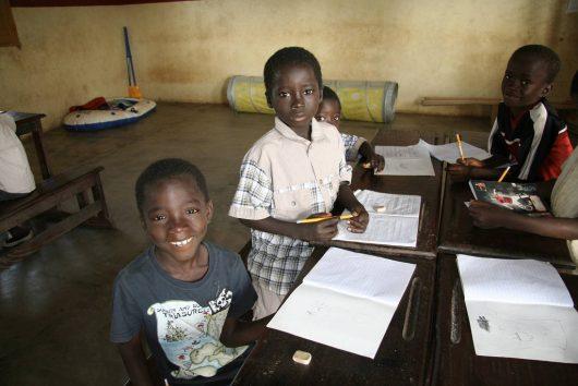 U.S. Foreign Aid to Guinea-Bissau
