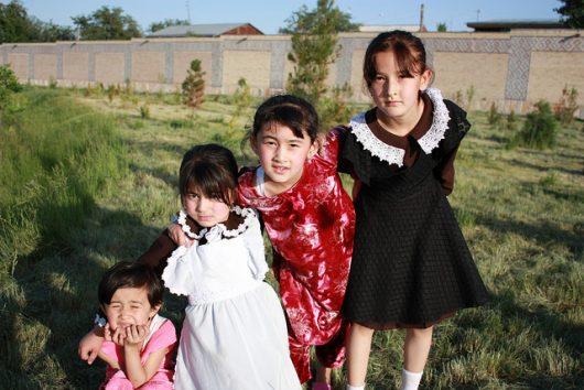 Help People in Uzbekistan