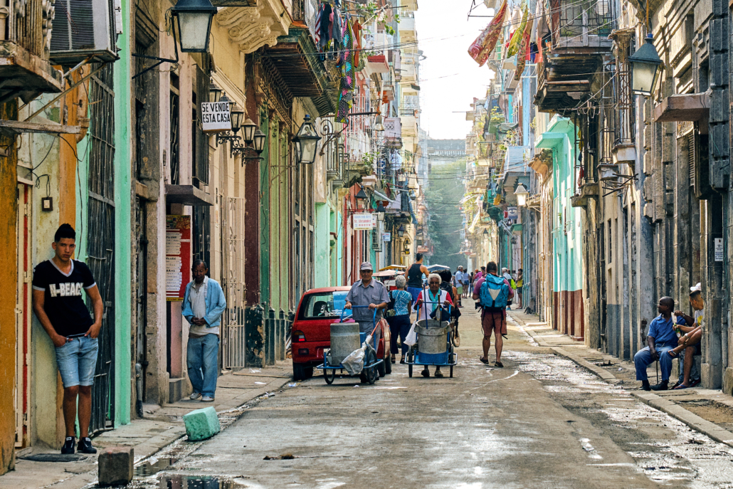 7 Facts About Poverty in Havana