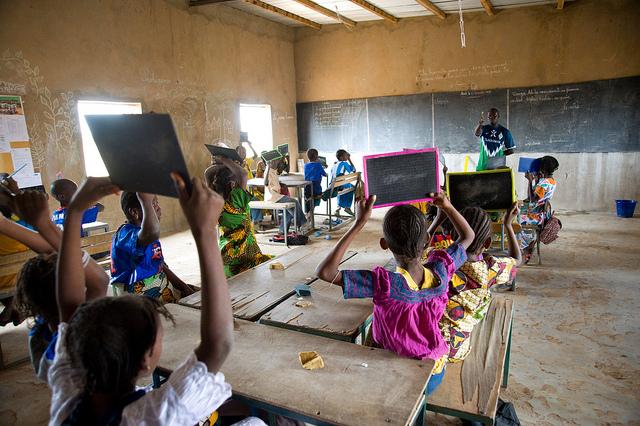 humanitarian aid to Senegal