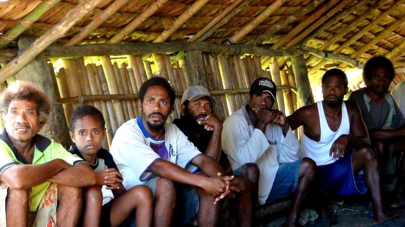 Homelessness in Vanuatu