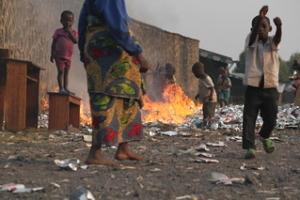 Food Security in the Democratic Republic of Congo