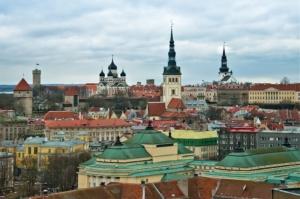free public transportation in Estonia