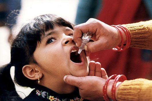 the effort to eradicate polio