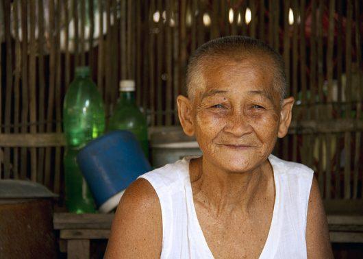 Cambodia hair