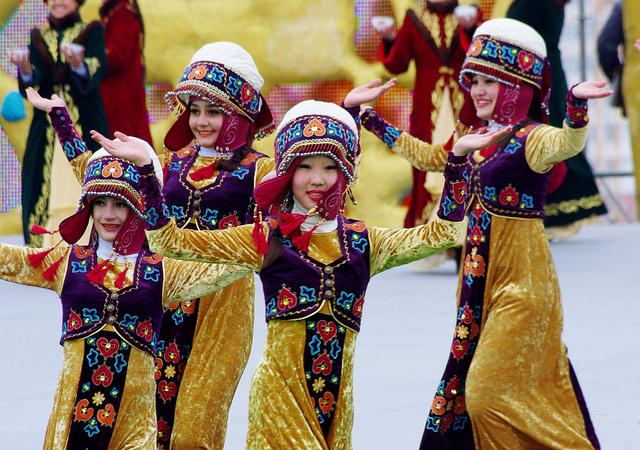 Women's empowerment in Kazakhstan