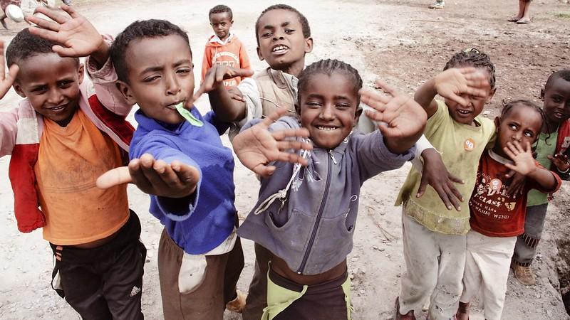 Child Poverty in Ethiopia