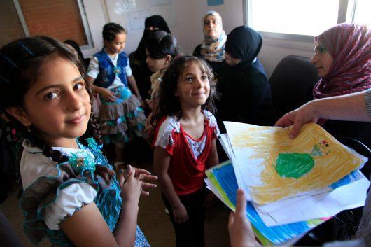 Educate Refugee children