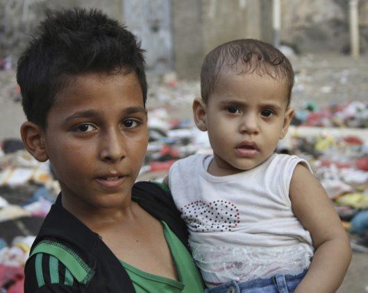 Yemen Refugees