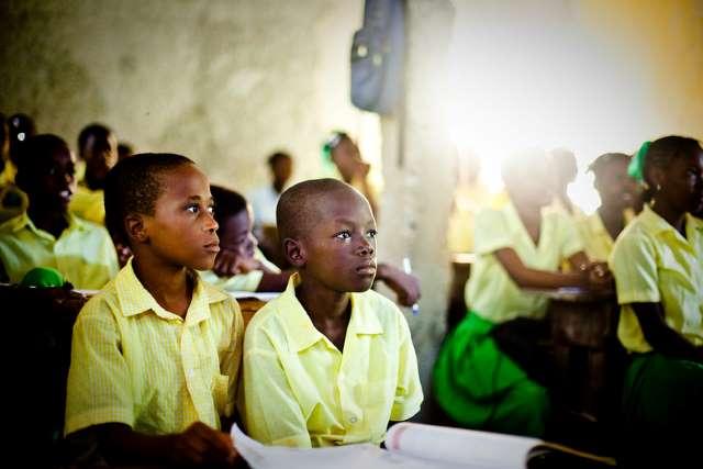 Accessible education in Haiti