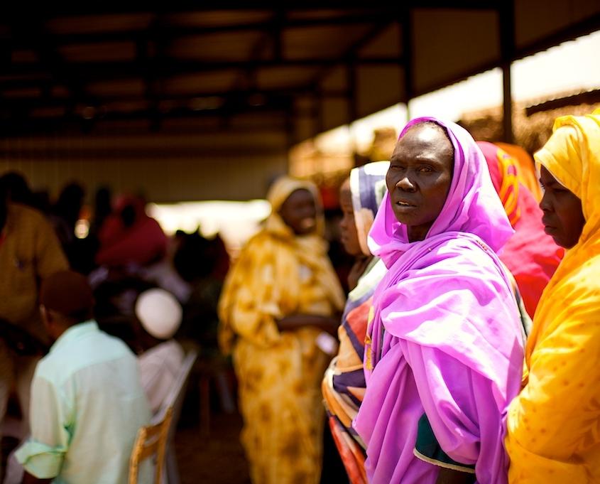 Addressing Human Trafficking in Sudan