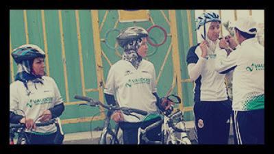 Afghan_Women_Cycling