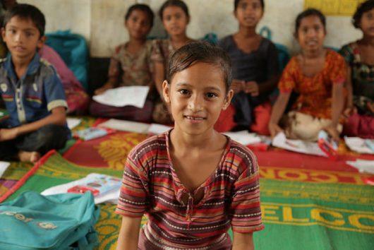 Aid to the Rohingya
