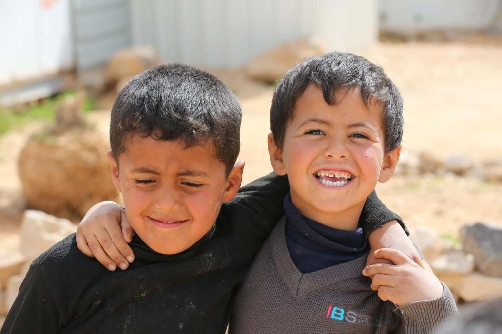 2 Million Syrian Refugees