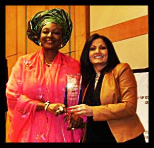 International Women Development Champion Award