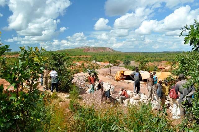 Alternatives to Cobalt Mining