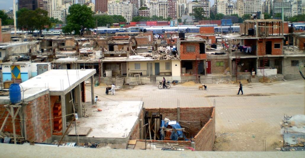 Argentia's slums, Buenos Aires slums