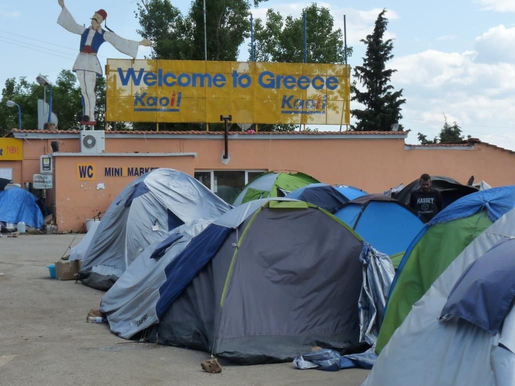 Asylum System in Greece