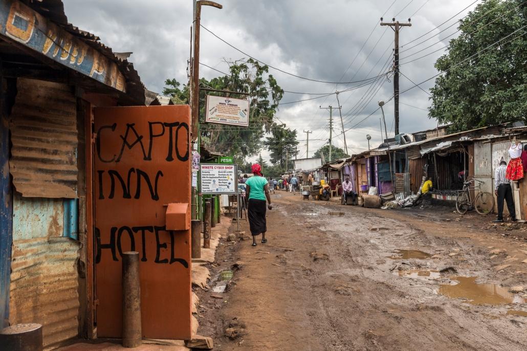 Awareness Around Global Poverty Helps