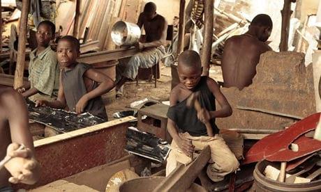 Benin Poverty Rate
