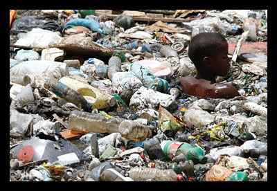 Brazil Swamped in Garbage