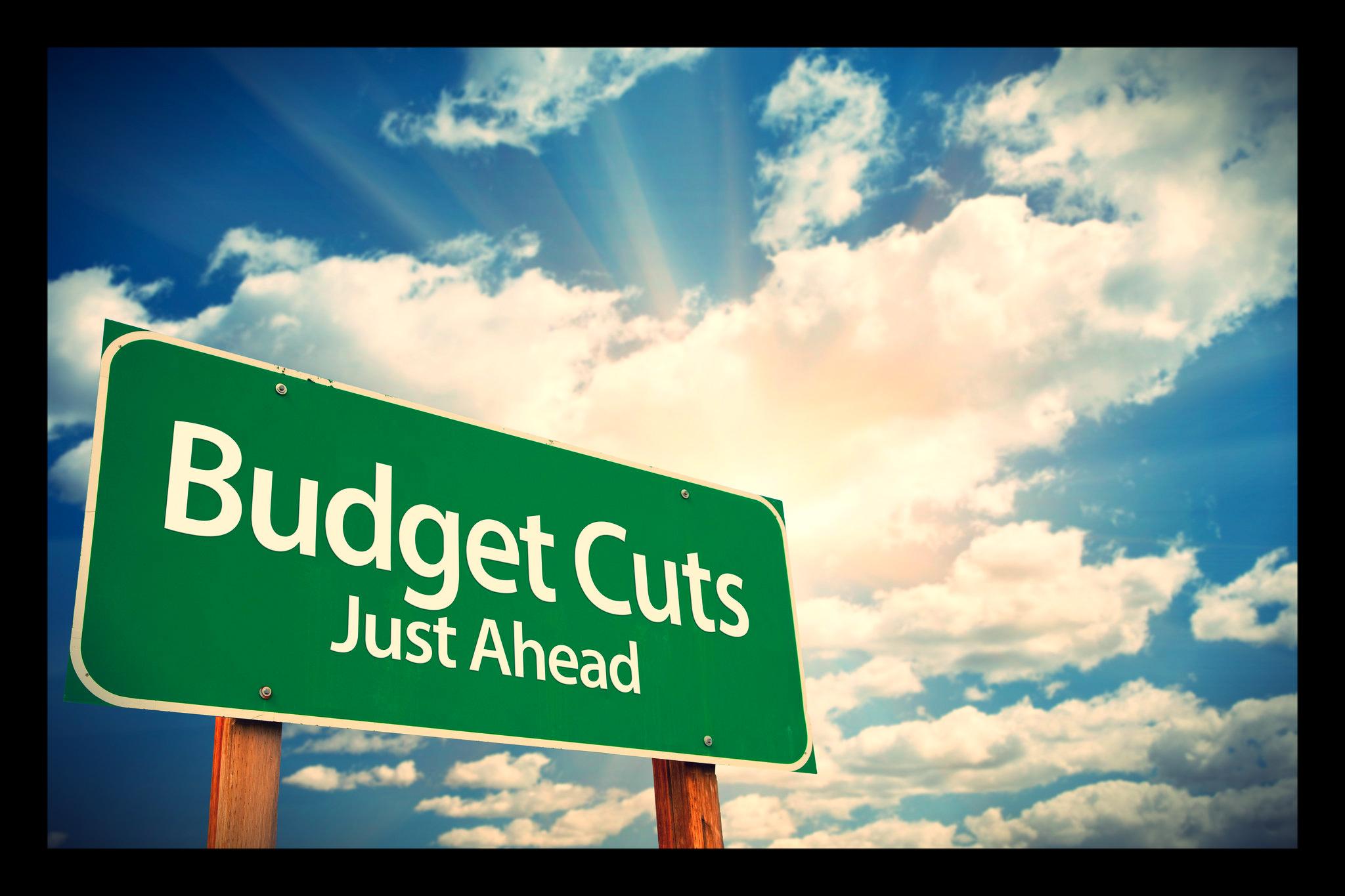 2015 House Budget Cuts