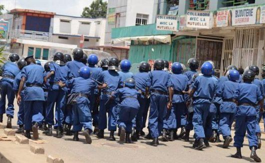 Burundian Unrest
