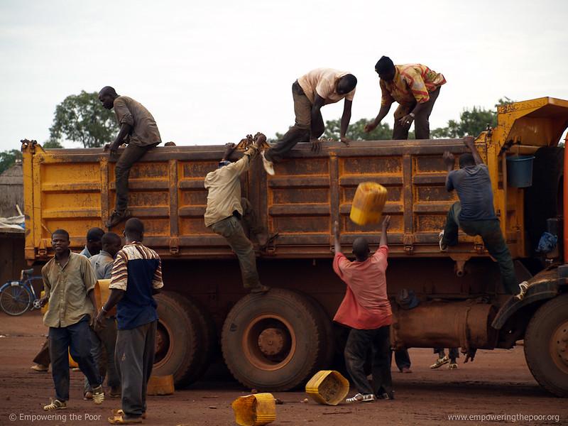 Solving Poverty in Côte d'Ivoire