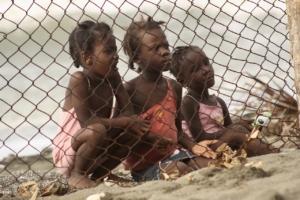 CDC Intervention in Haiti
