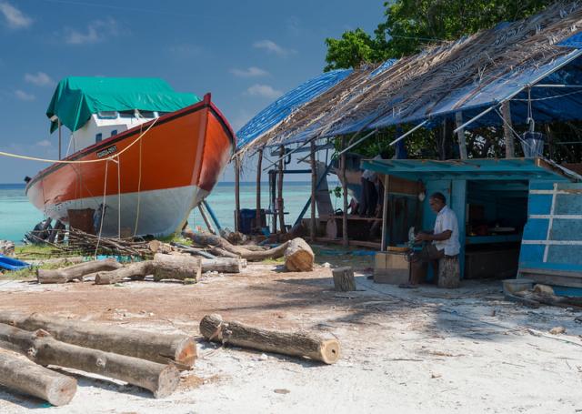 COVID-19 Vaccination in the Maldives