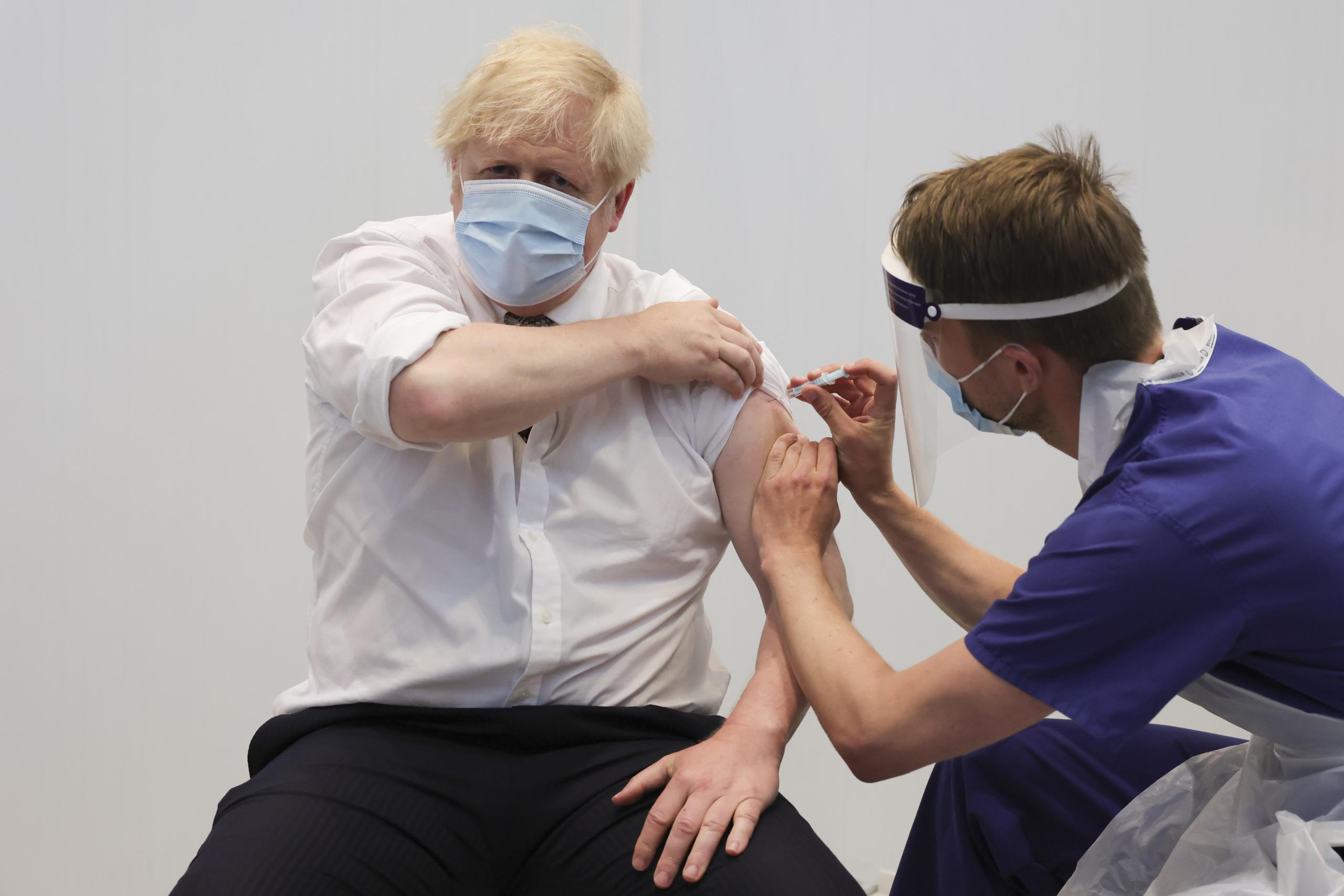 COVID-19 Vaccination in the U.K.