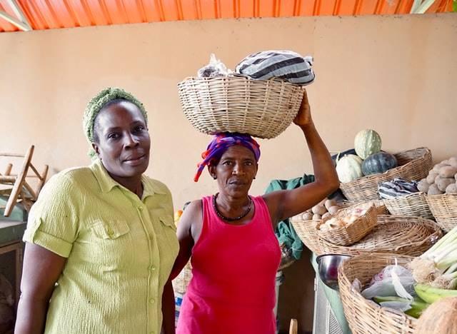 COVID-19 vaccinations in Haiti