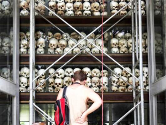 Cambodia Killings Fields