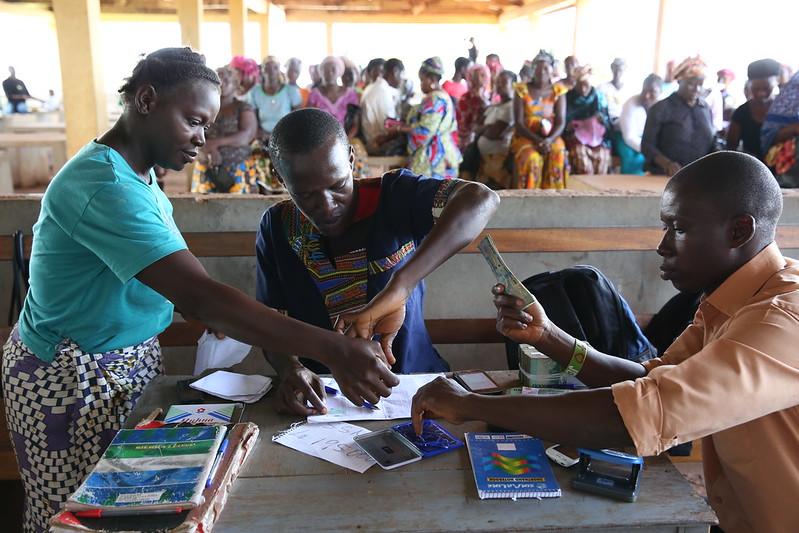 Cash Transfers in sub-Saharan Africa