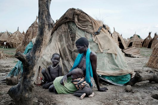 Causes of Poverty in South Sudan
