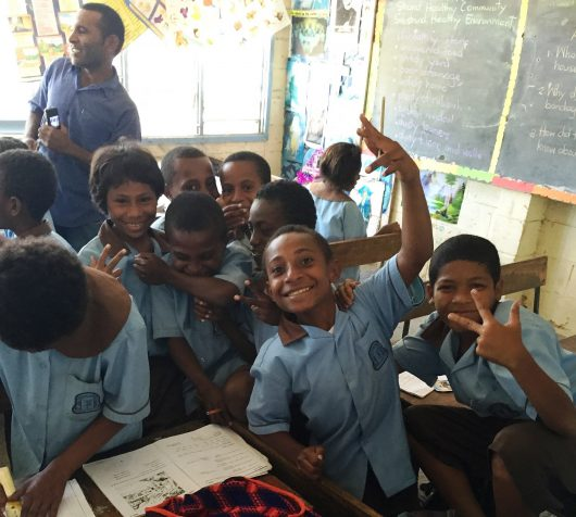 Challenges Plague Education in Papua New Guinea