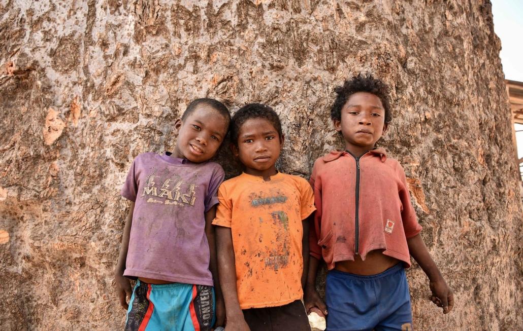 ChildpovertyinMadagascar
