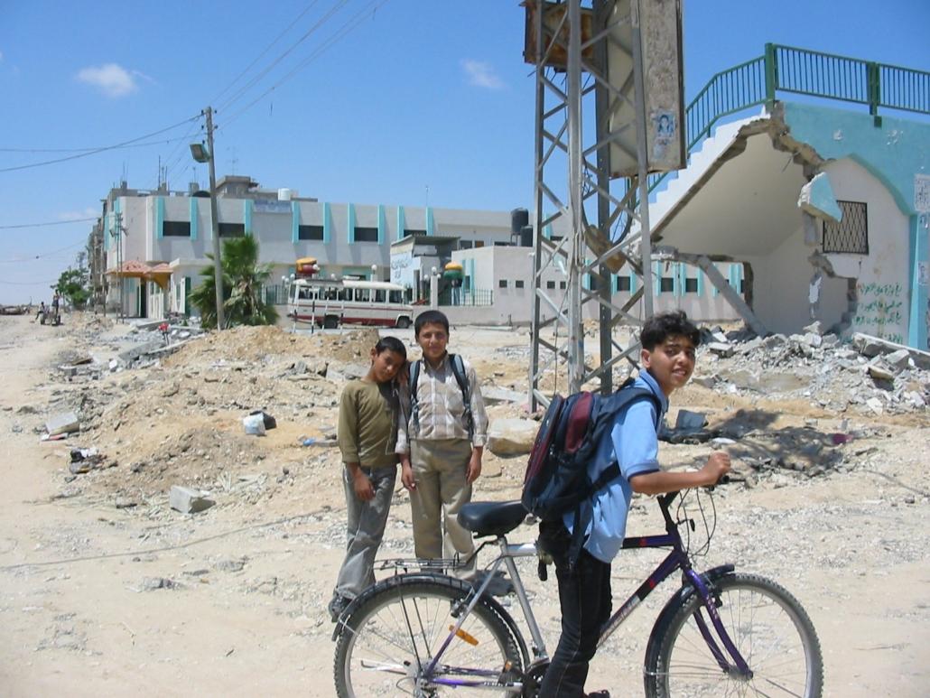 Child Poverty in Palestine
