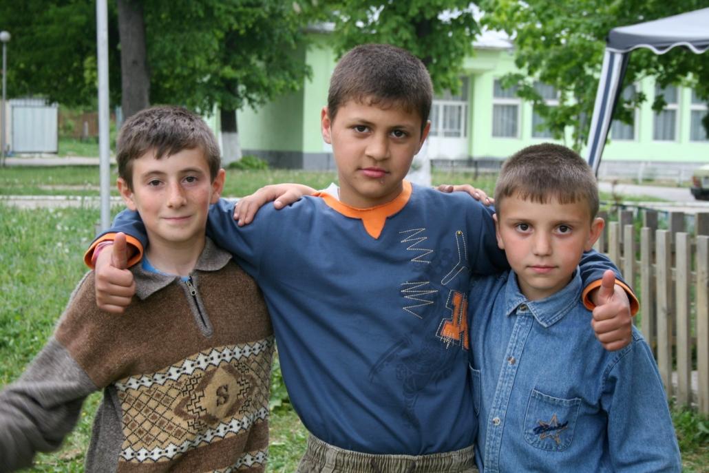Child Poverty in Romania